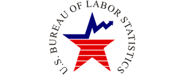 Logo for United States Bureau of Labor Statistics