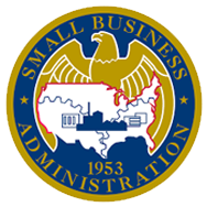 Logo for the Small Business Administration