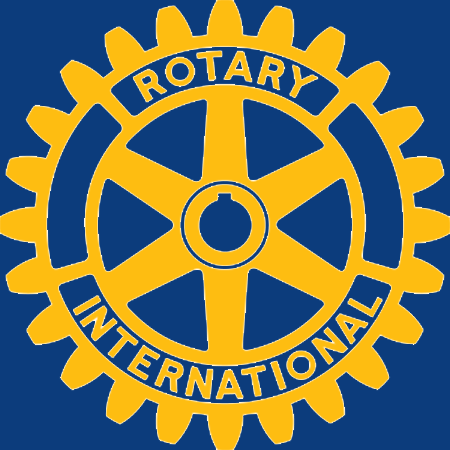 Logo for Rotary International